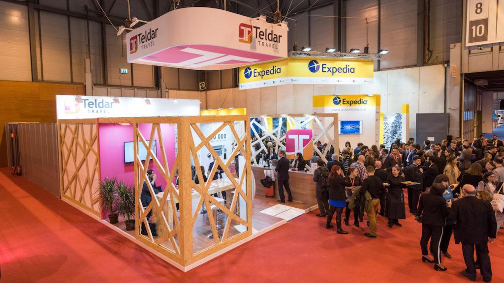 Empresa de dise o y montaje de stands para mobile world for Disenos de stand para exposiciones