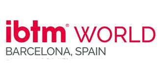 diseño de stand para feria ibtm world de Barcelona