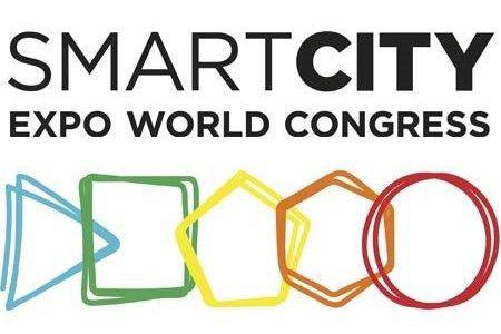 diseño de stands para feria smart city expo world de Barcelona